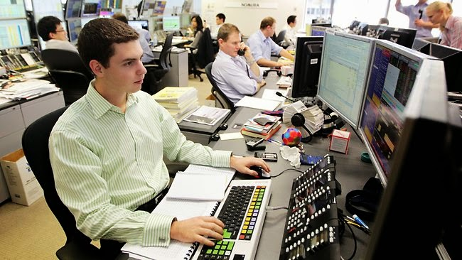 currency trading career